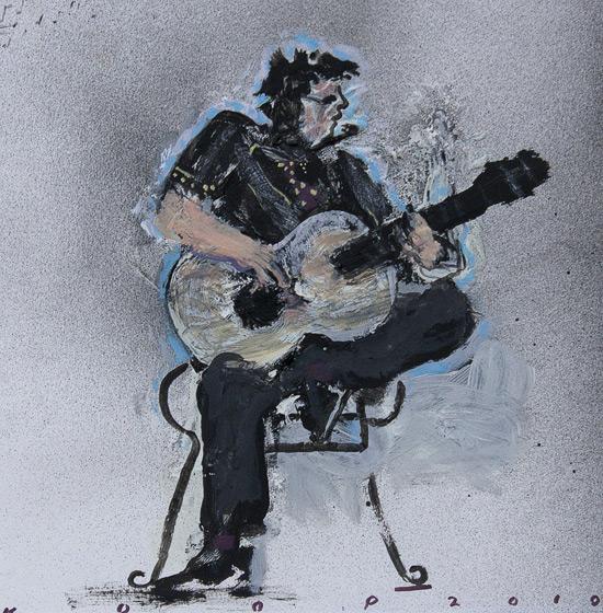 Gitarist I